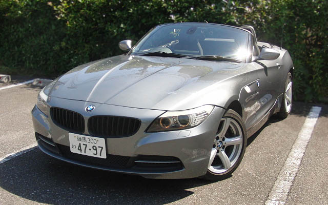 豊島区のBMW Z4 sDrive23i